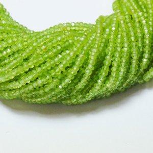 3mm- faceted beads-13line 6 U$ Per Carat