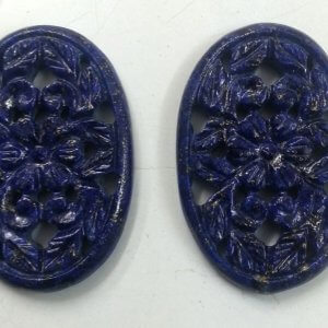 Lepis Gemstone carving