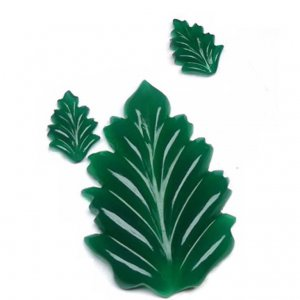Fancy Gemstone Carving -2 U$ Per Carat