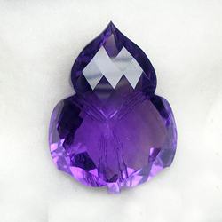 Amethyst Fancy Cut 6 U$ Per Carat